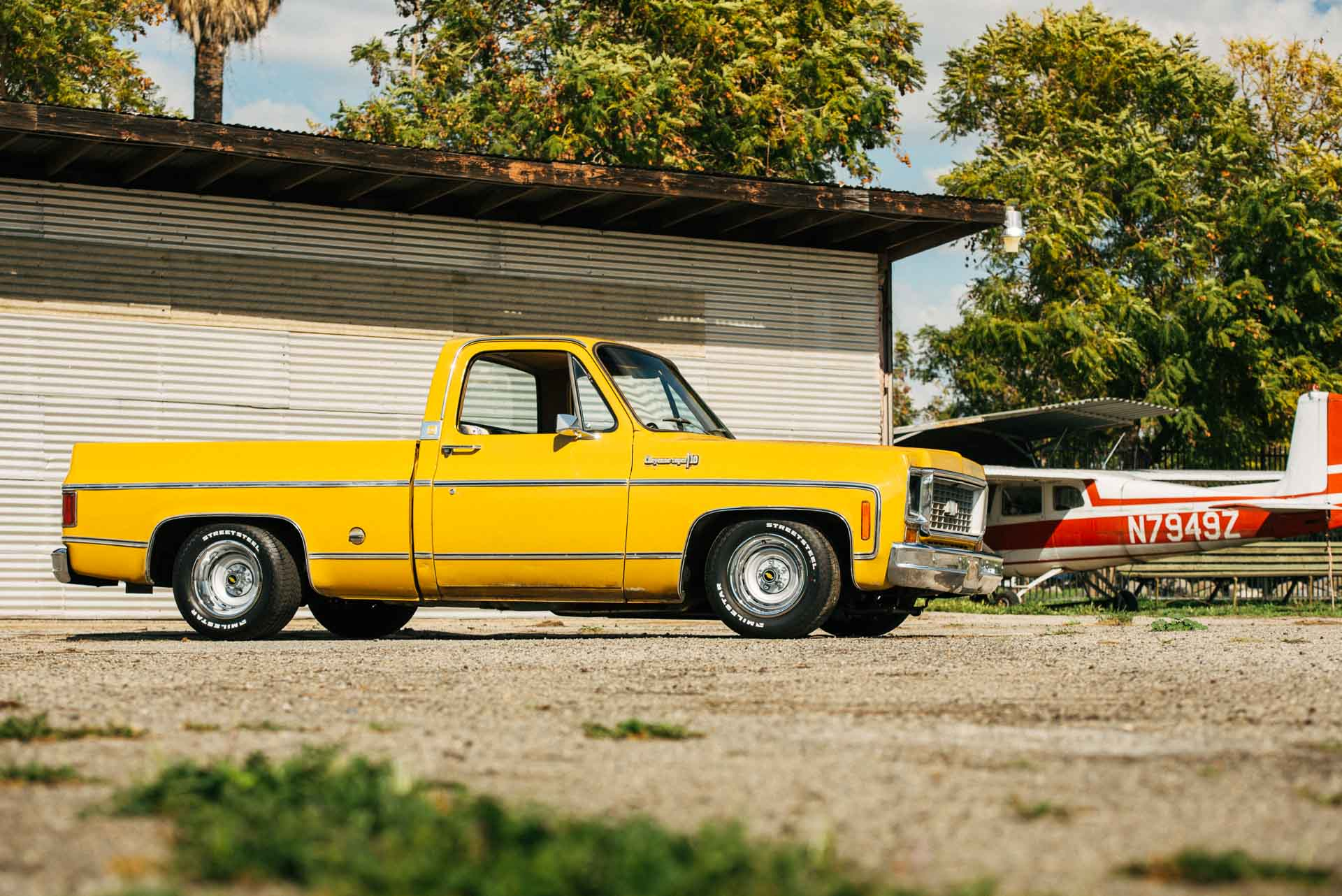 THE HISTORY OF THE GM C/K TRUCK • STATE OF SPEED : PERFORMANCE