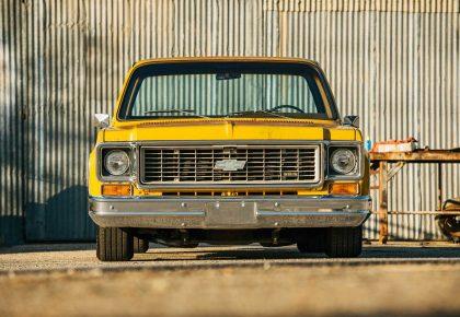GM C/K TRUCK