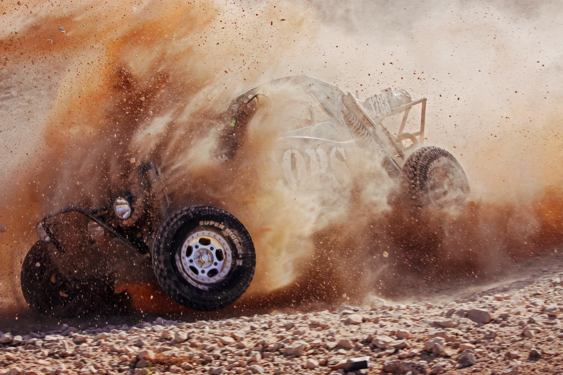 MINT 400 dust