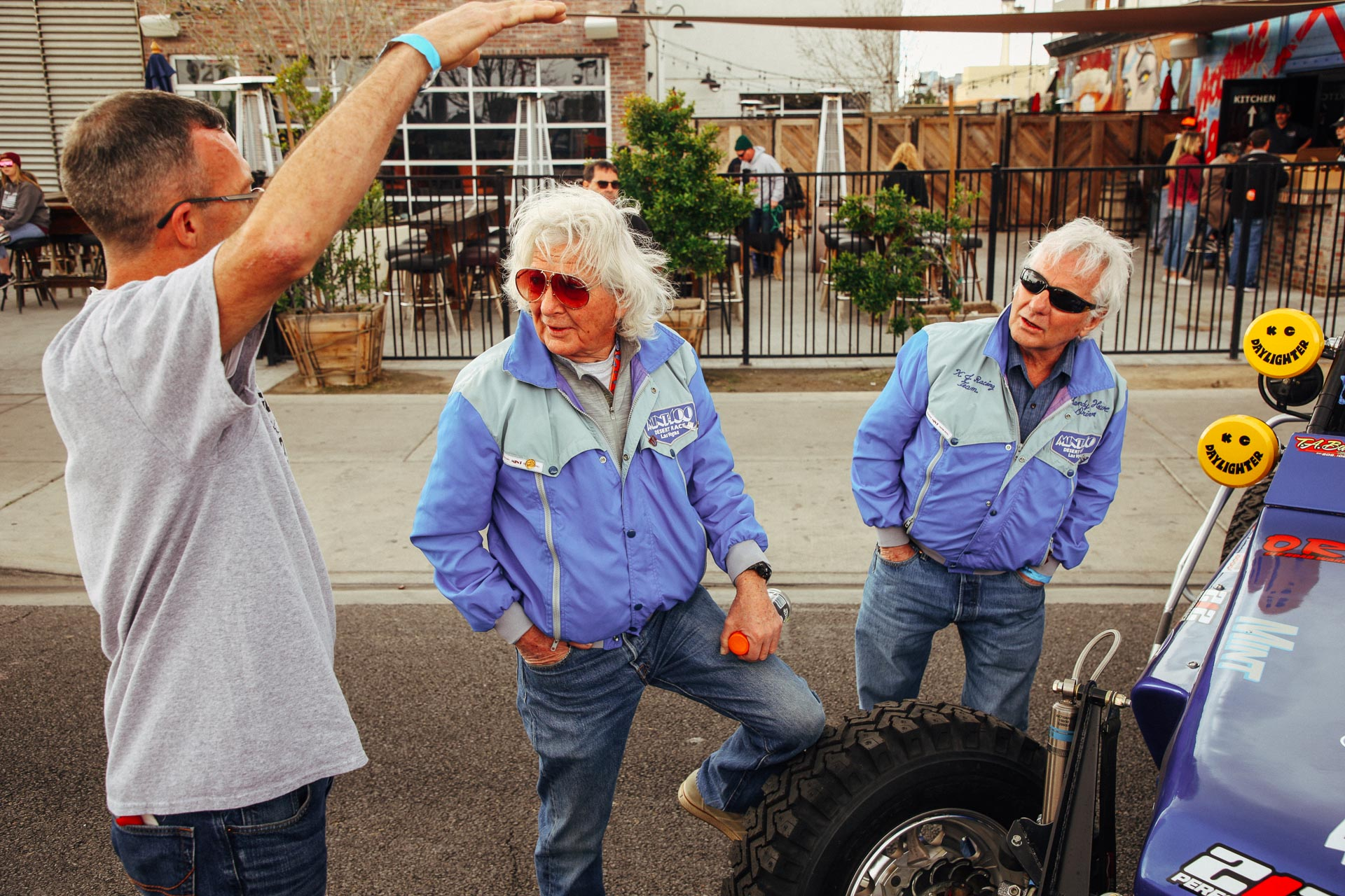 Old people at MINT 400 2019