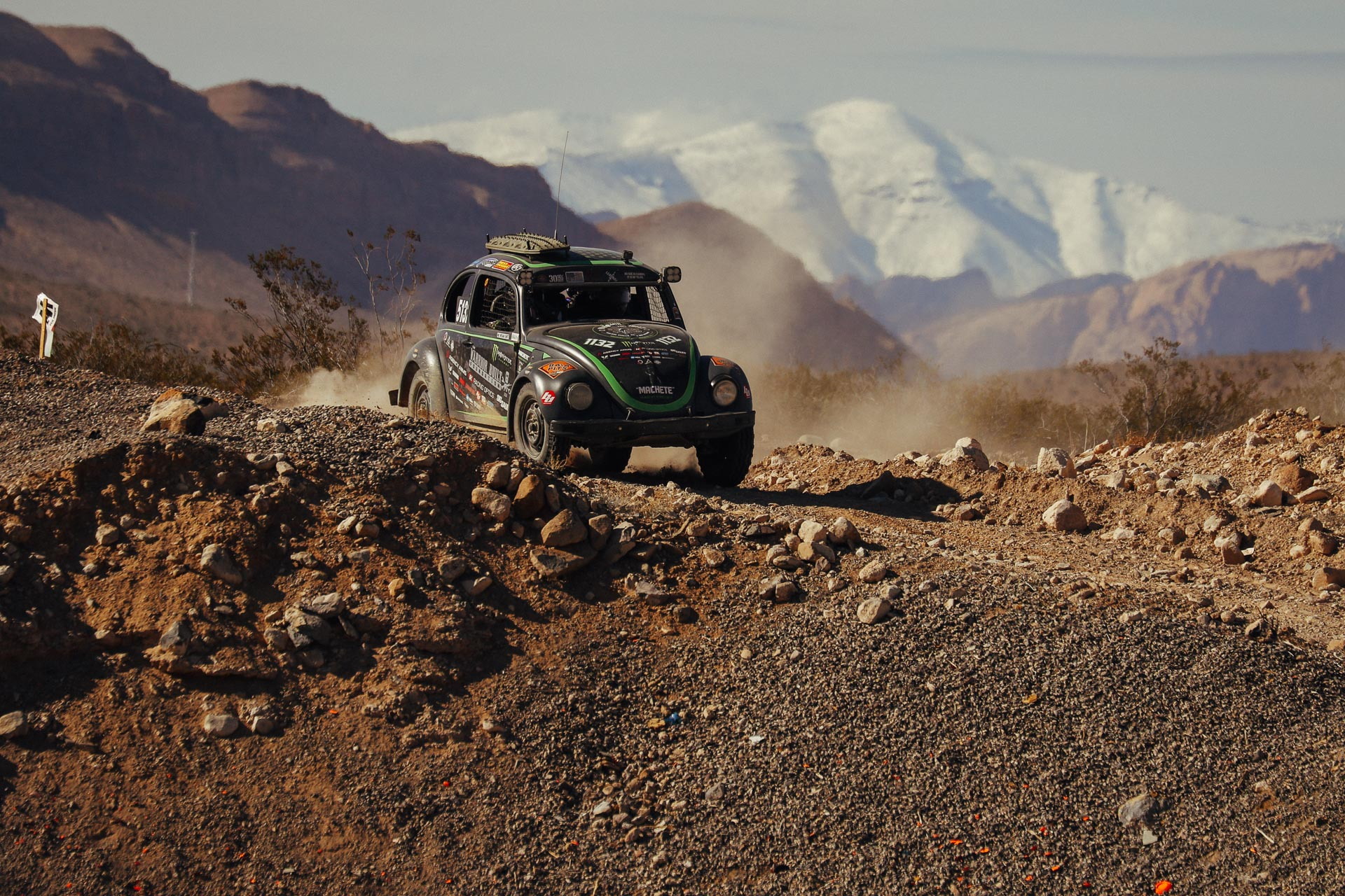 Modified VW Beetle at MINT 400 2019
