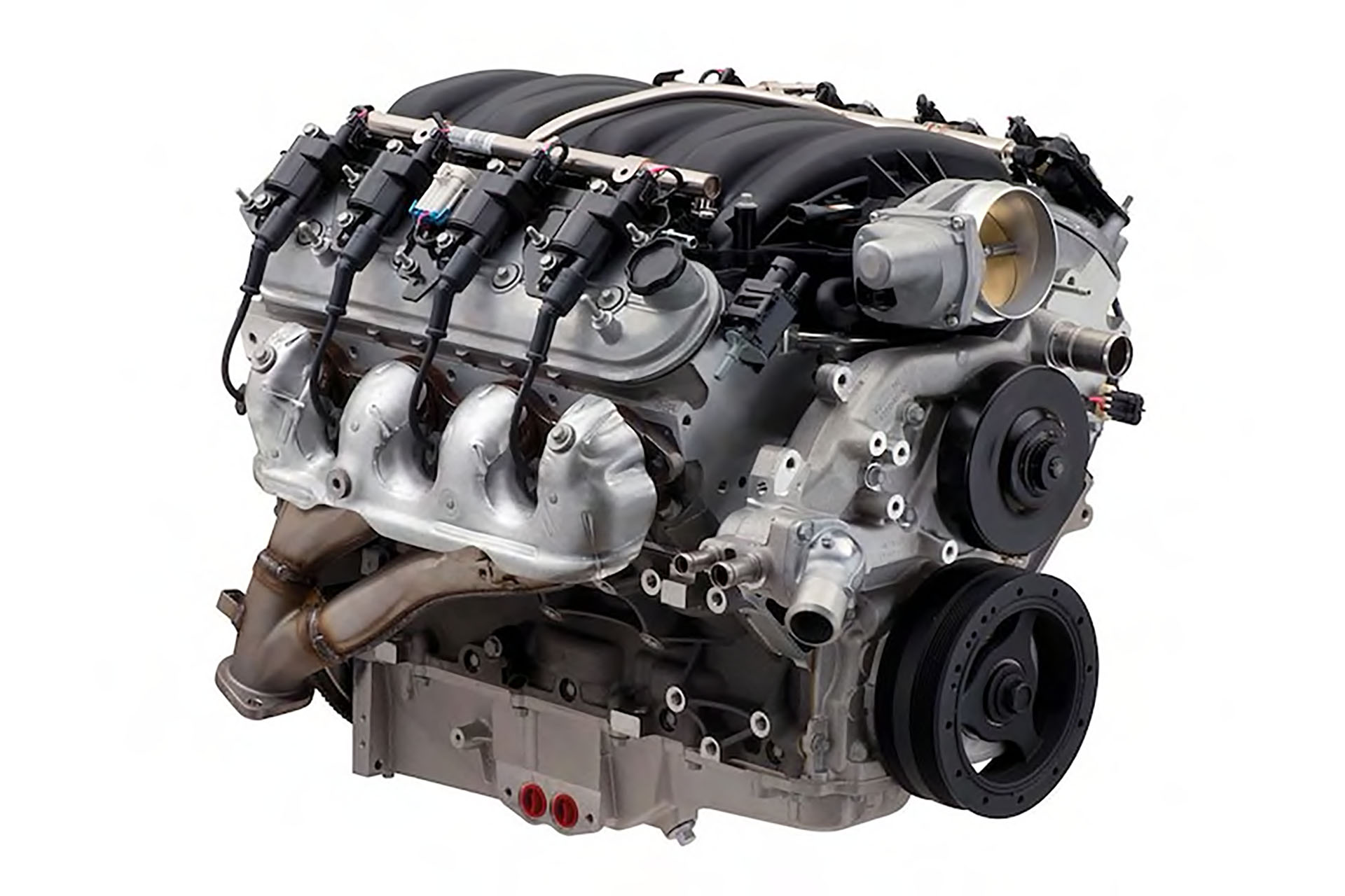 Chevy small block LS7 engine