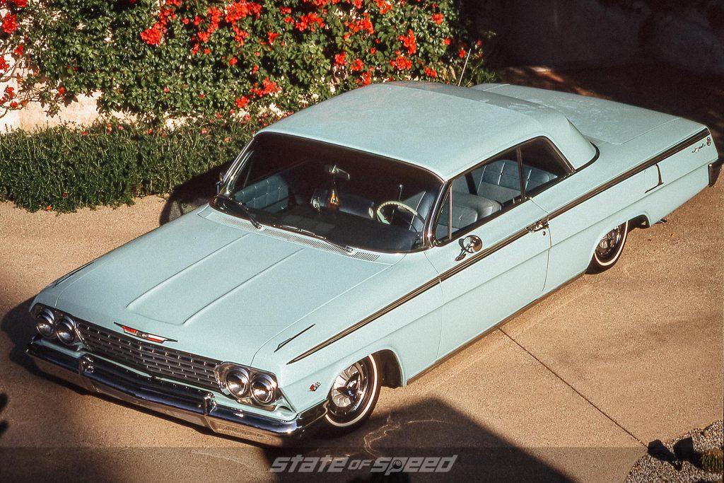 Mint Chevy Impala bagged