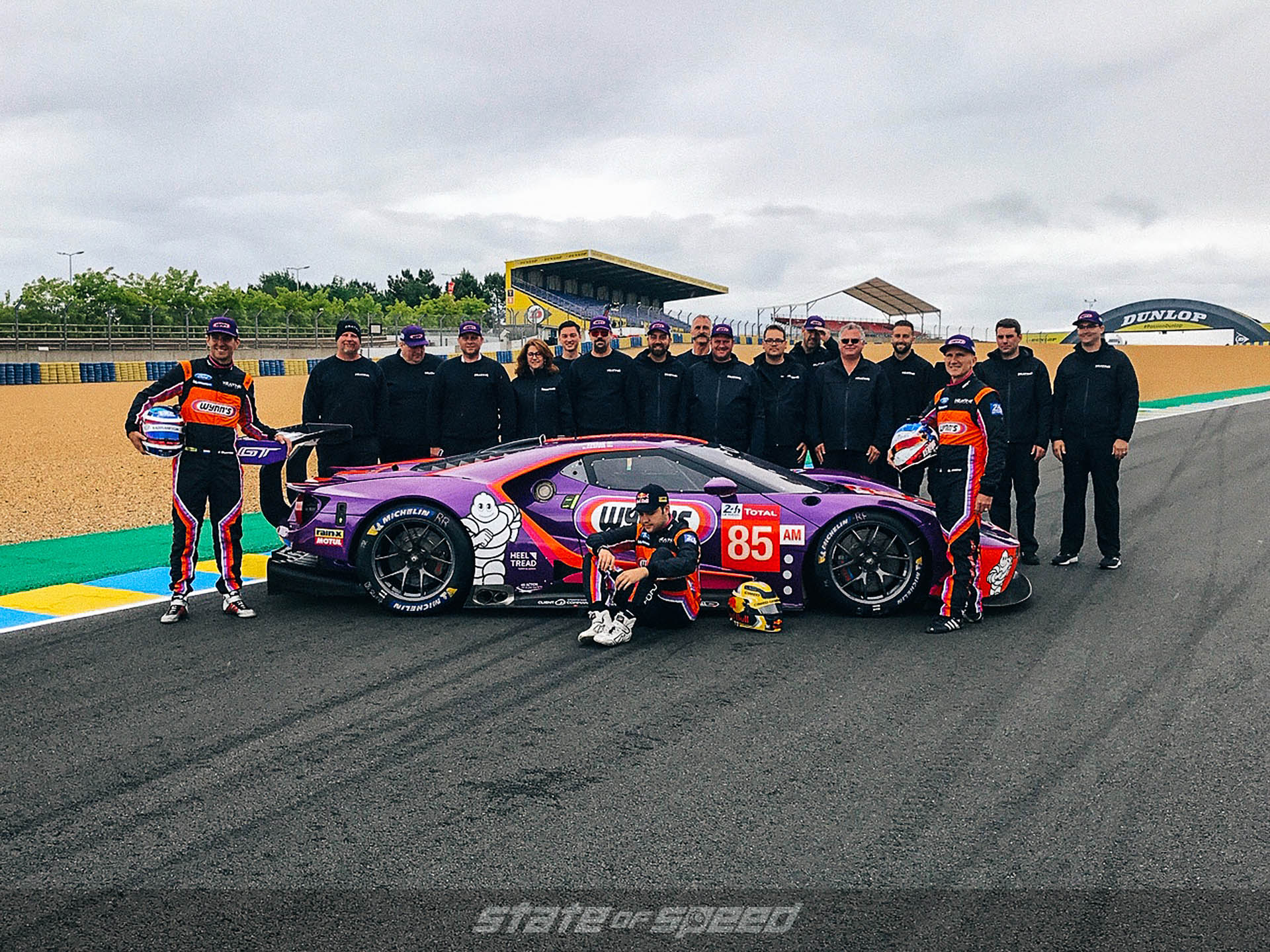 #85 Ford Racing Win at Le Mans