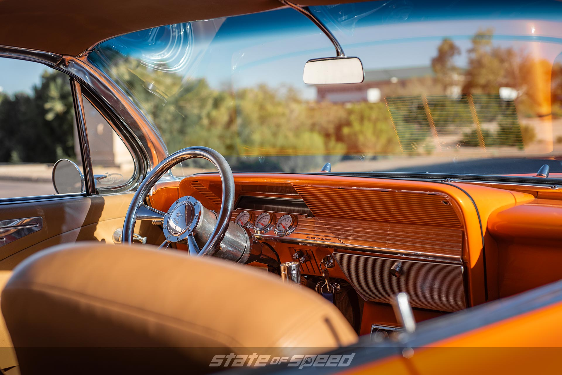 CHEVY IMPALA: WHAT'S NOT TO LOVE? • STATE OF SPEED