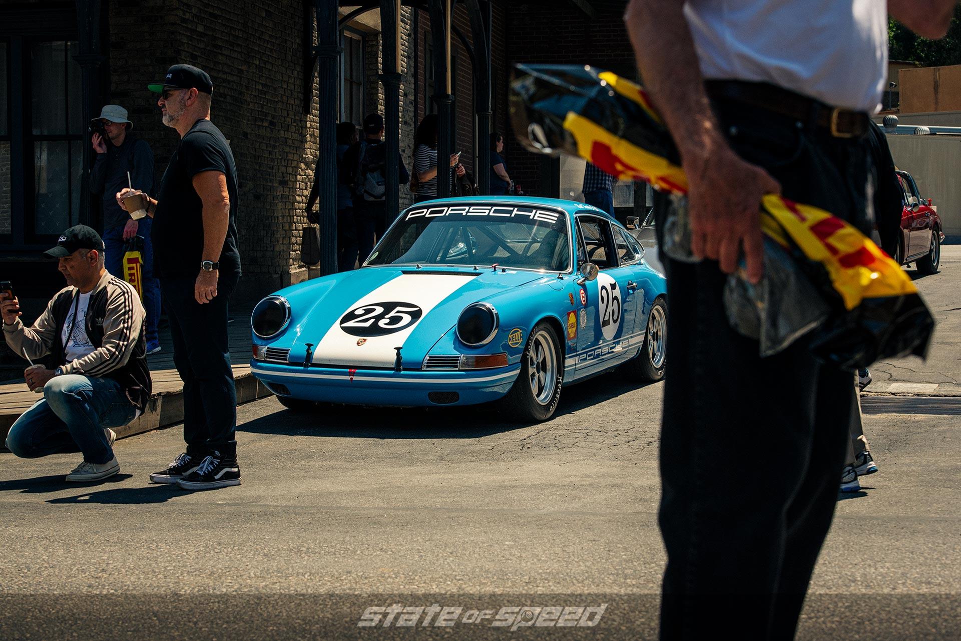 #25 Porsche at Luftgekühlt 6