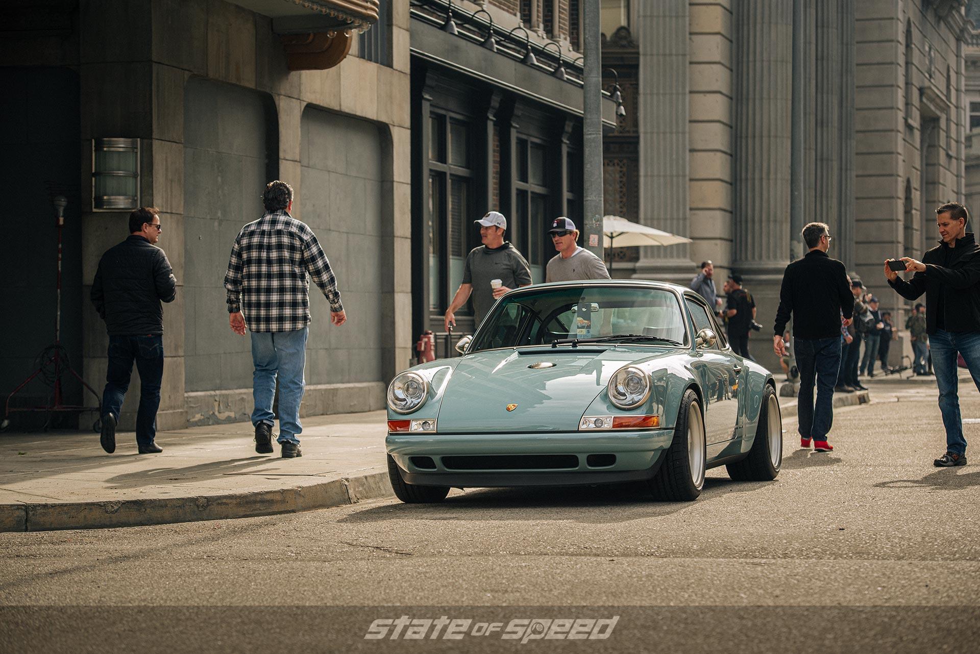 Porsche at Luftgekühlt 6
