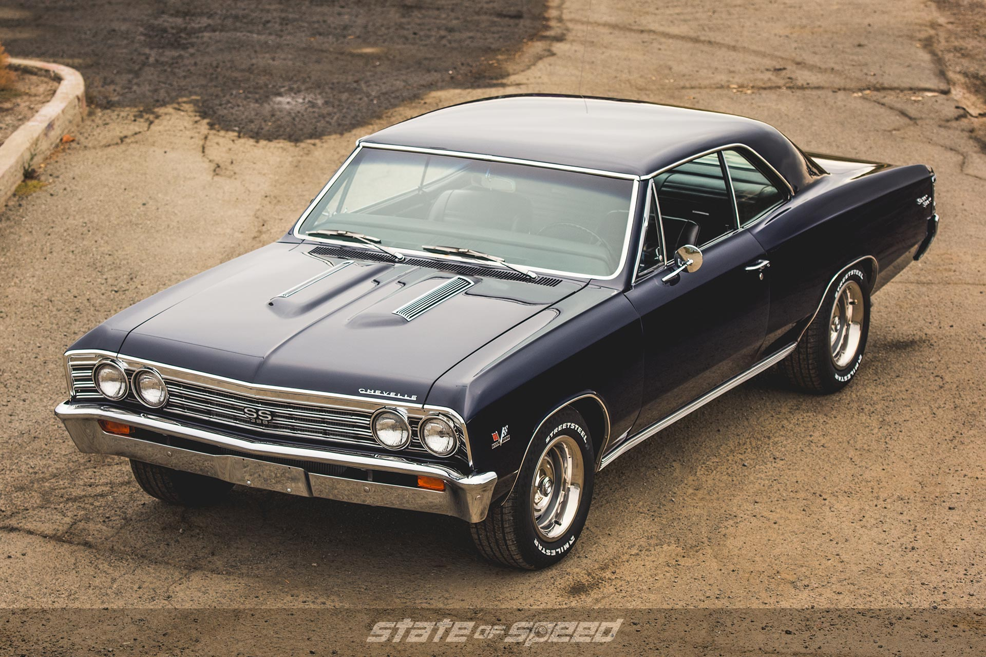 Clean 1967 Chevy Chevelle SS