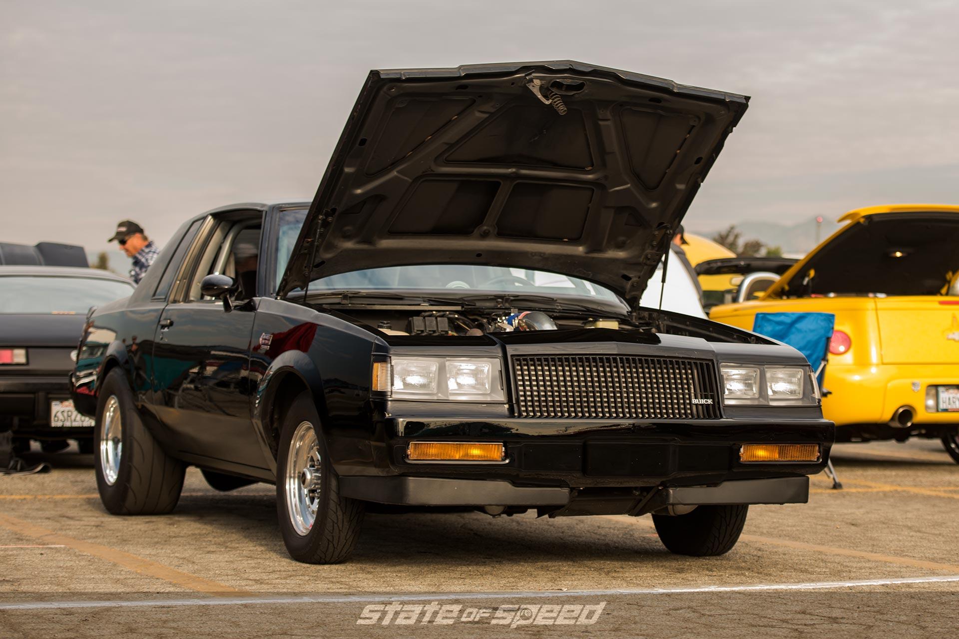 Buick Grand National, turbocharged