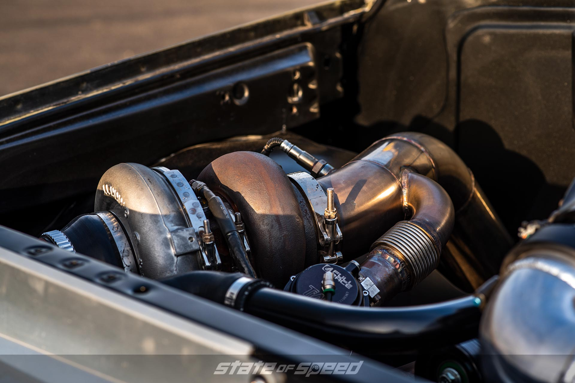 Another turbocharger