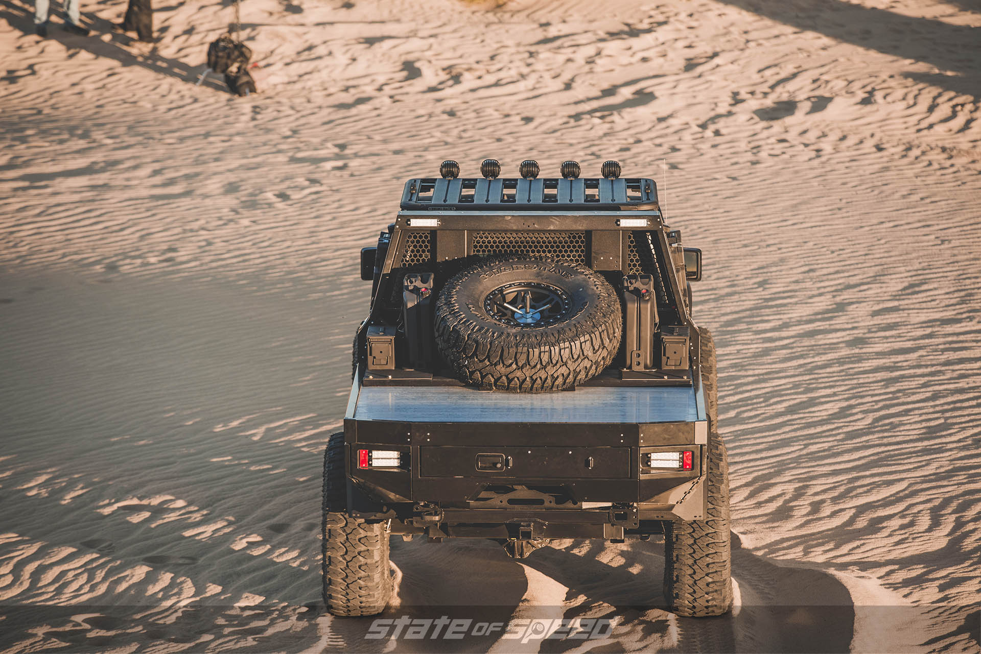 Jeep Gladiator on Milestar Patagonia M/Ts