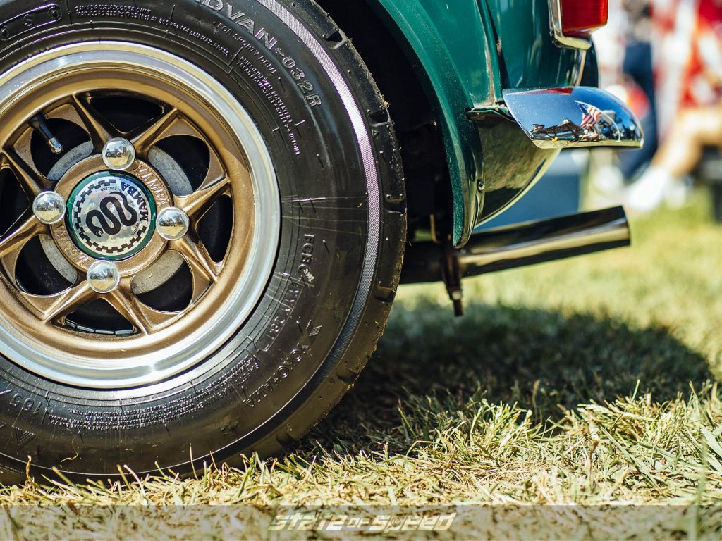 Mini Cooper Cast mamba wheels