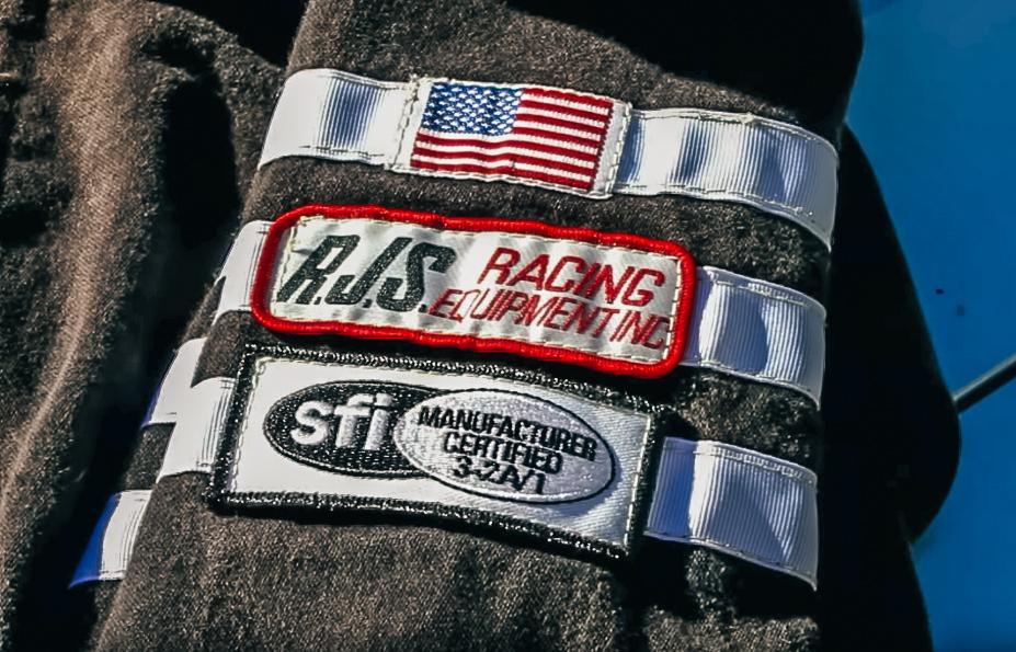 racing fire jacket