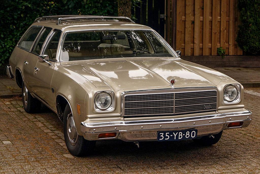 1974 Chevelle station wagon