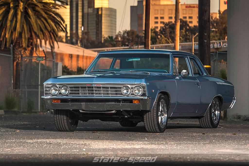 Clean classic 1967 Chevy Chevelle