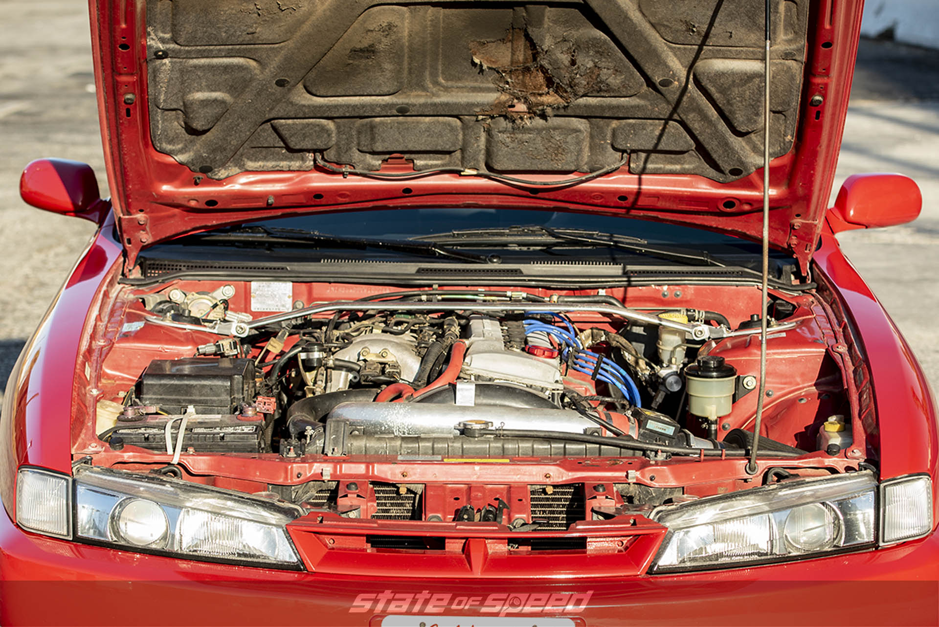 240sx with a KA24DE engine