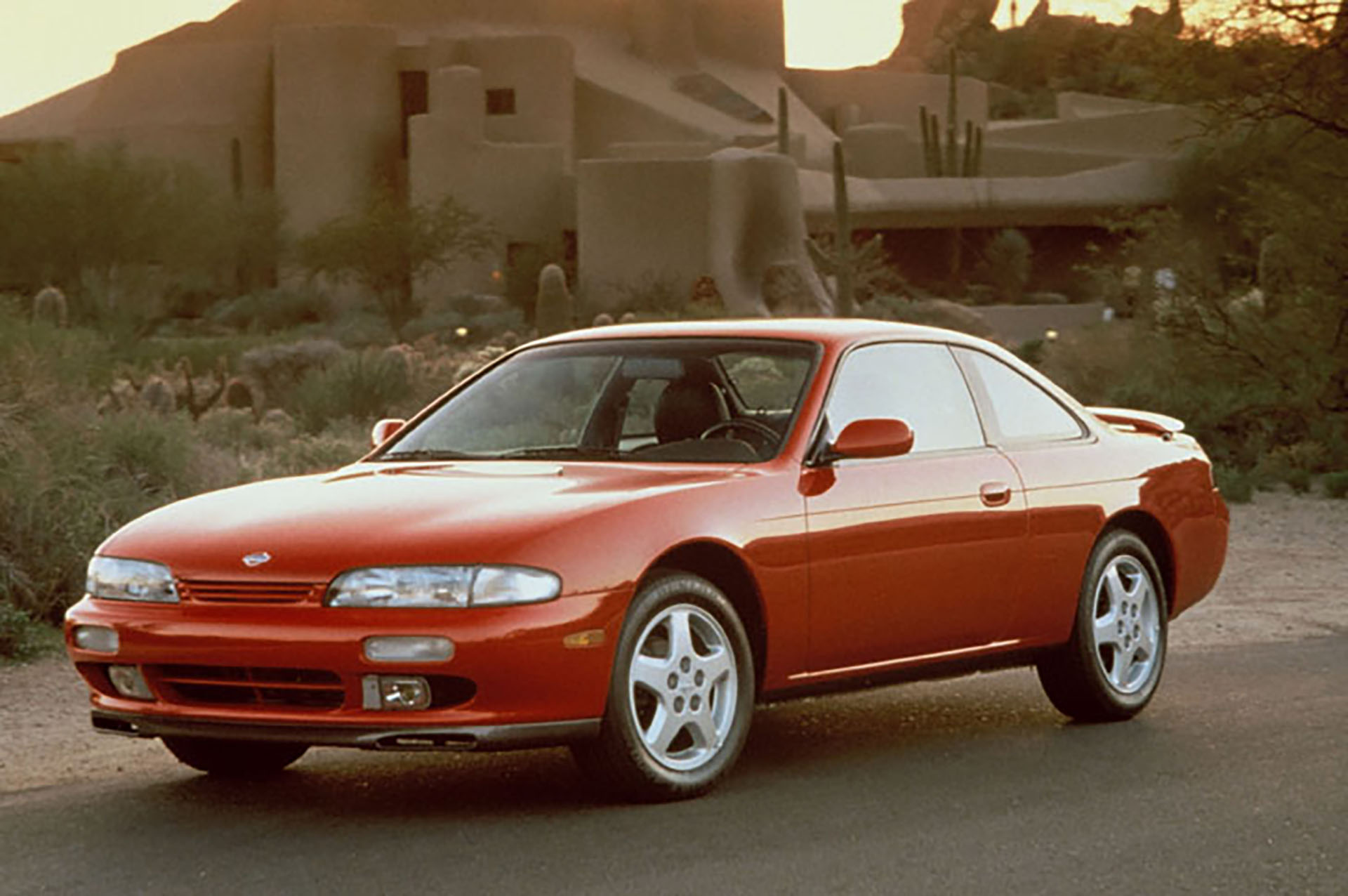Factory stock s14