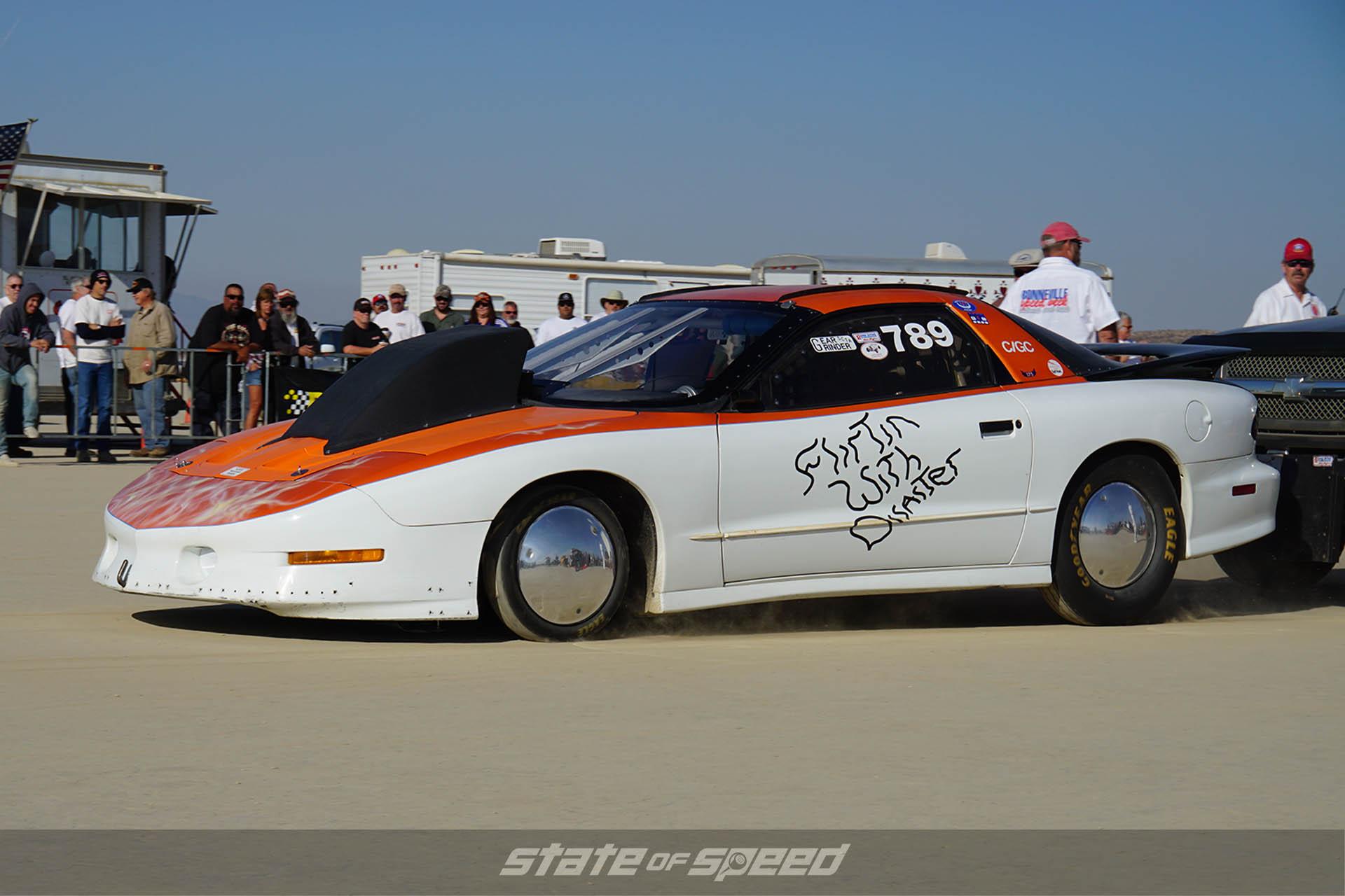 Gen IV drag car
