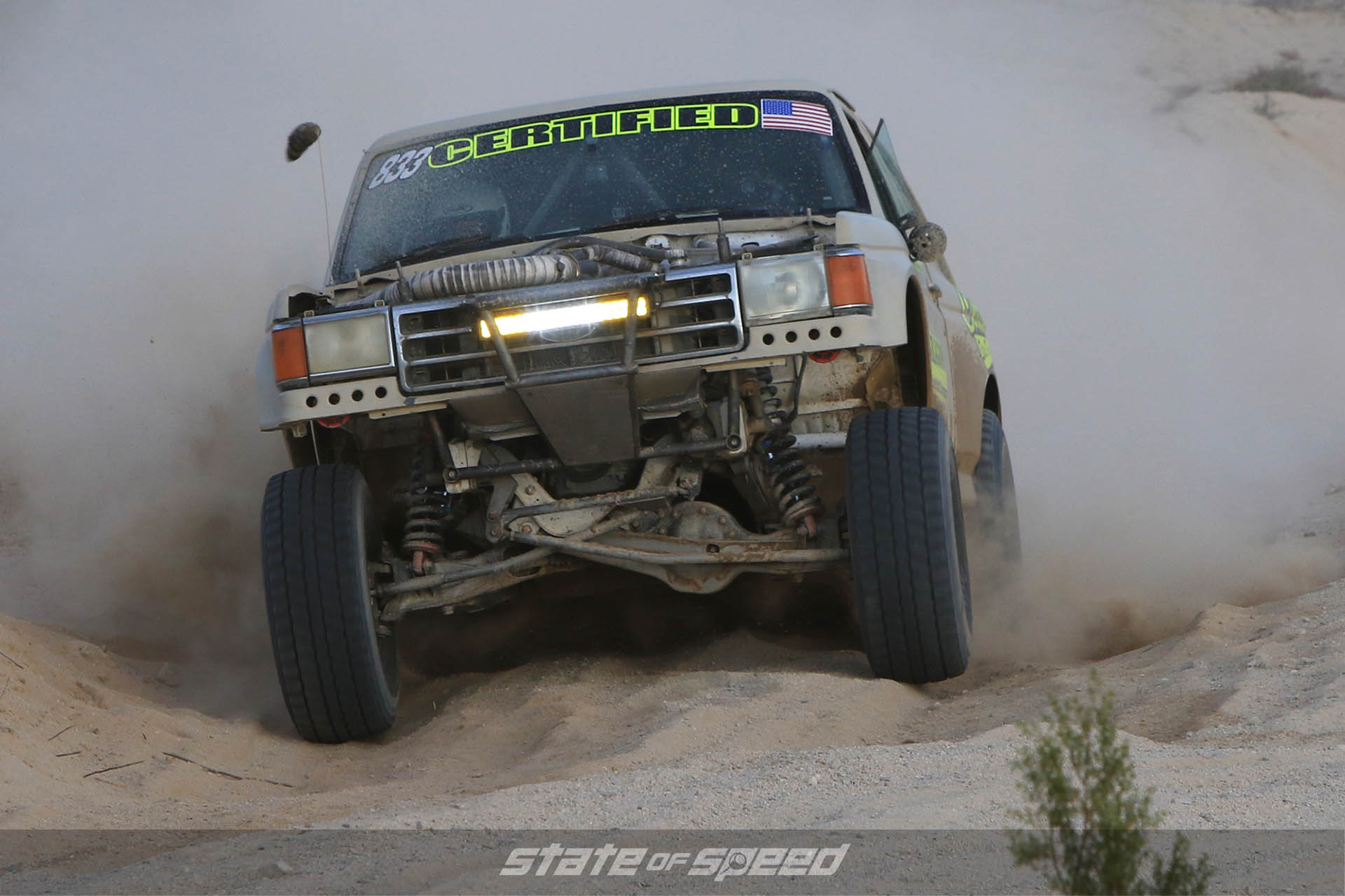 Ford truck IFS suspension