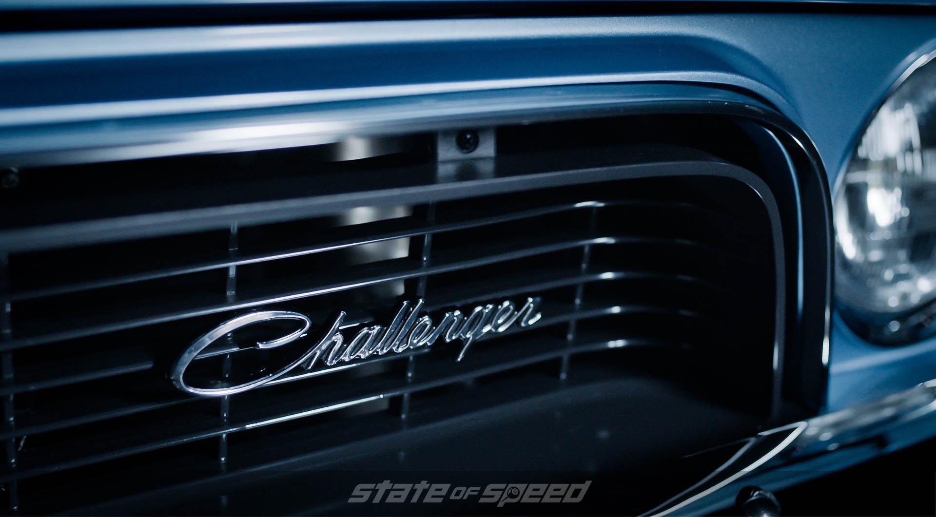 '73 Charles Schwab Challenger