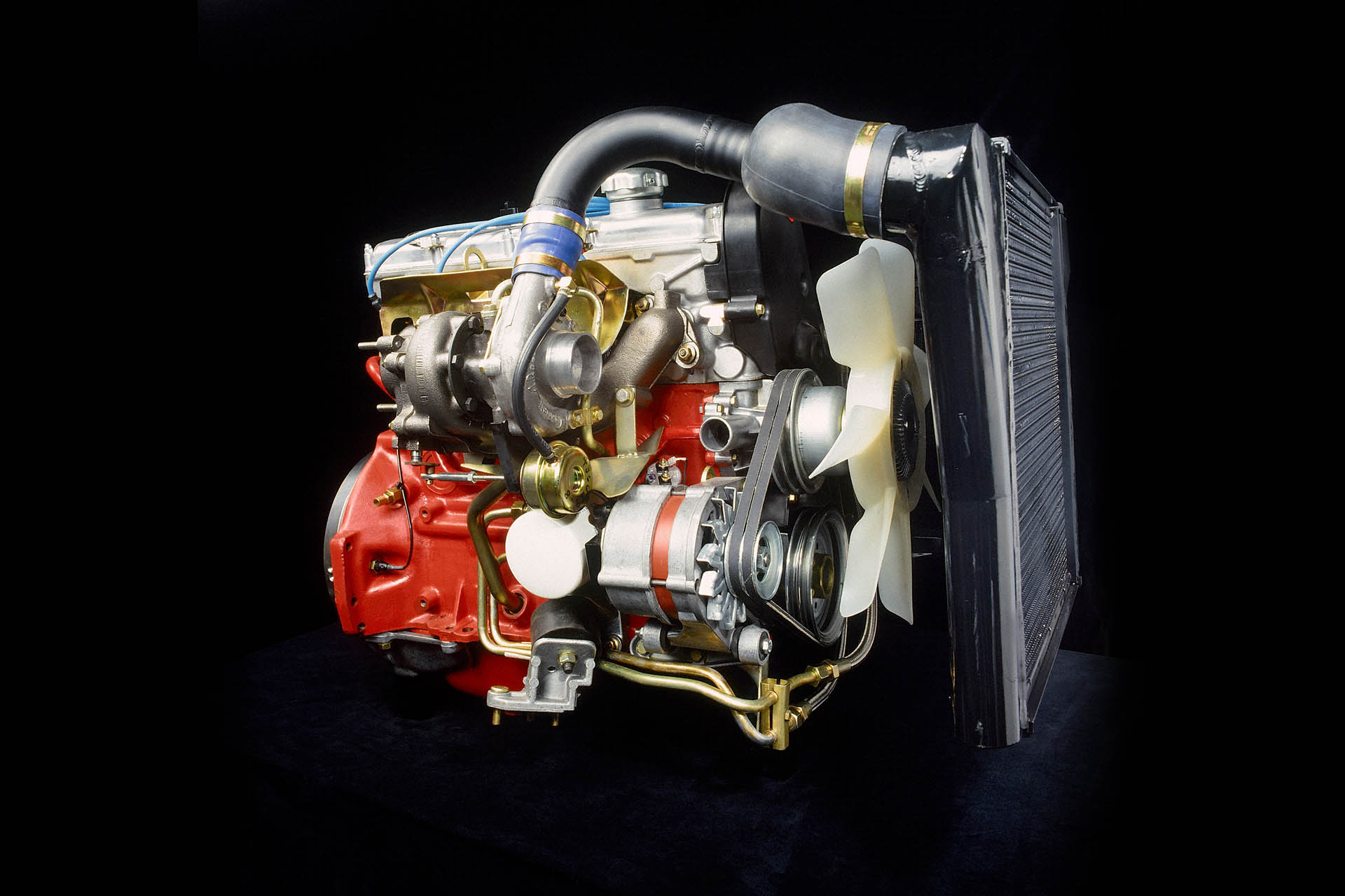 Volvo B23 Turbo Engine