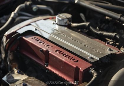 Mitsubishi Evo 4g63 engine
