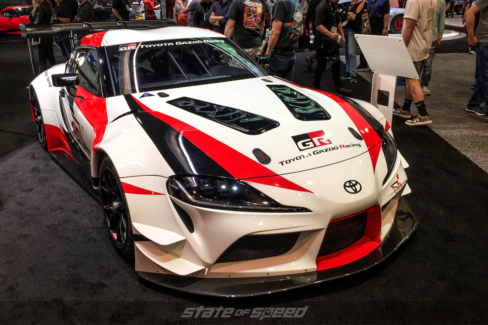 MKV Supra by Gazoo Racing
