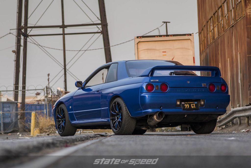 Nissan 2-door sports car