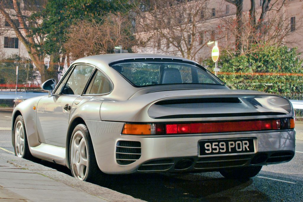 Porsche 959 Series 2