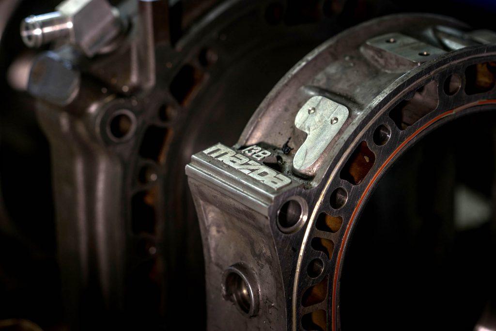 Wankel rotary 13b engine