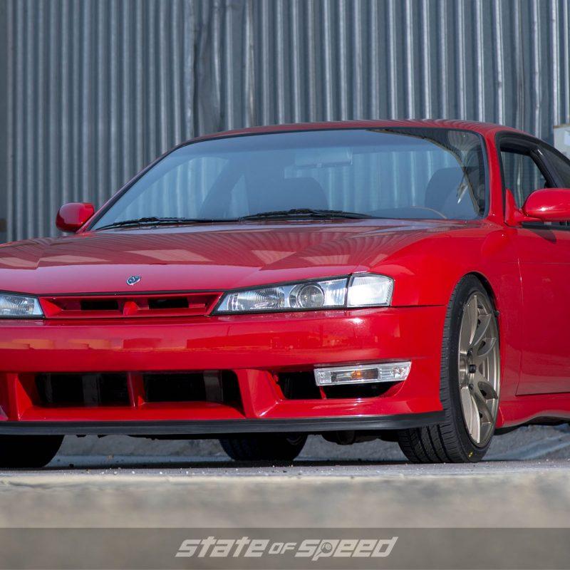 Nissan 240sx Kouki S14 Silvia