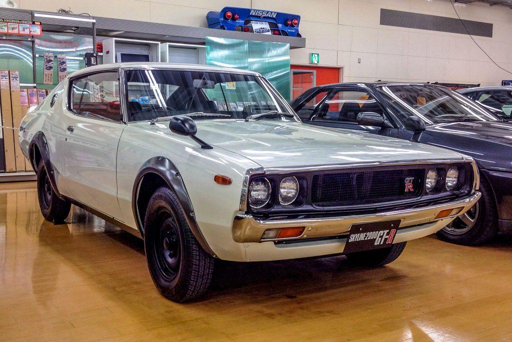 """Nissan """"Kenmeri"""" 2000GT-R"""