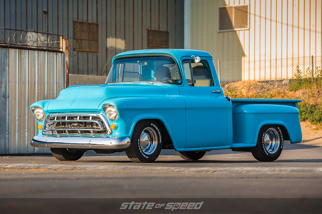 57 Chevy pickup