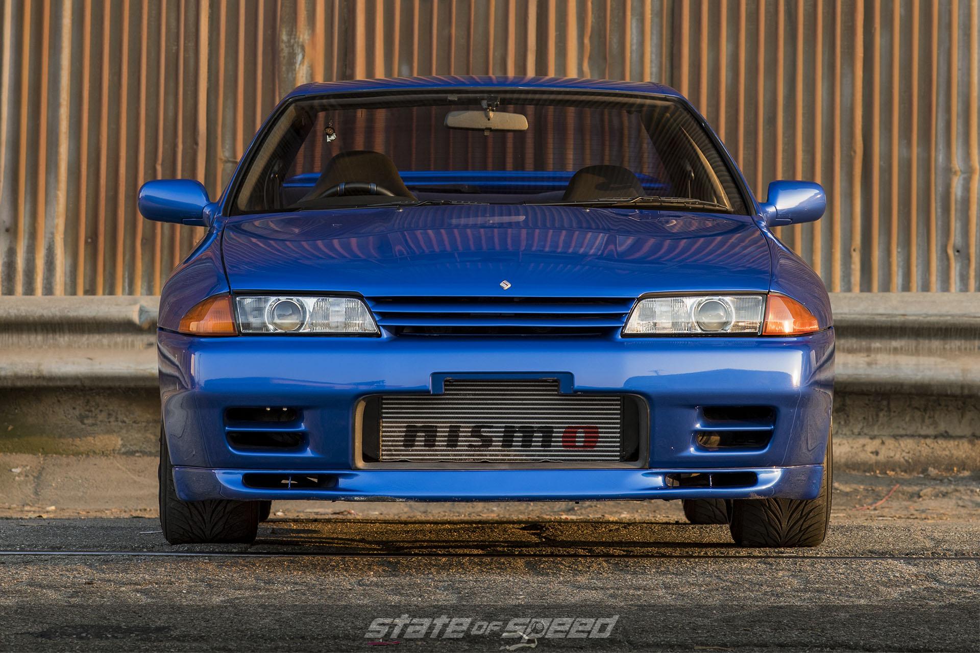 Nissan GTR R32 Skyline