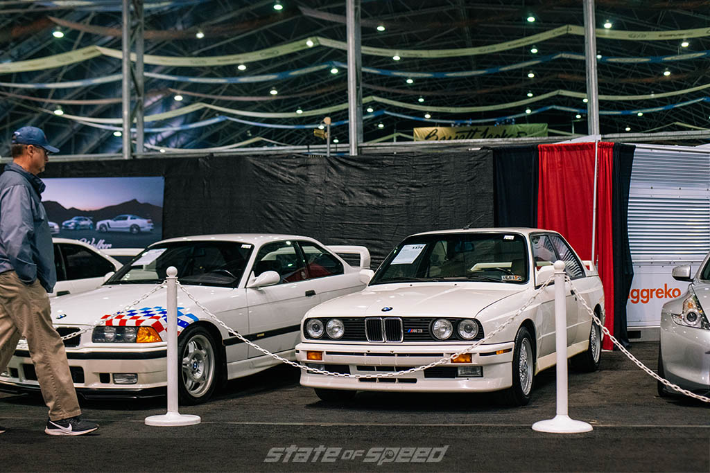 E36 M3 BMW Lightweight Paul Walker