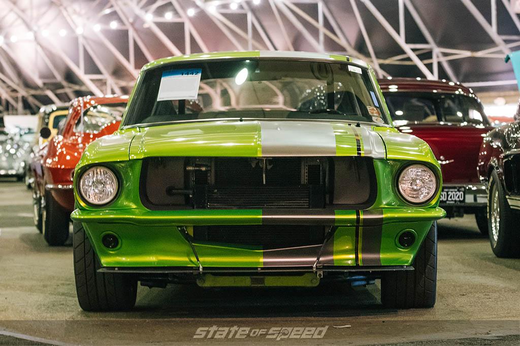 1967 Ford Mustang Custom Fastback