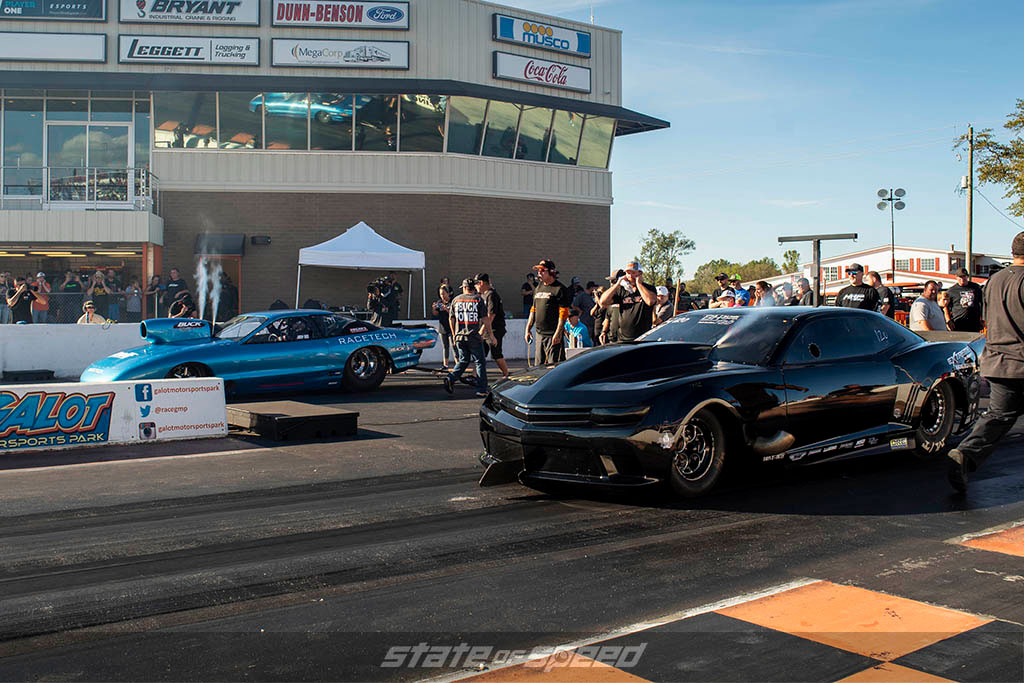 camaro dragster nitrous purge