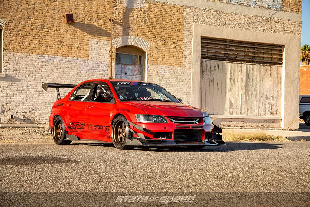 Mitsubishi with milestar tires