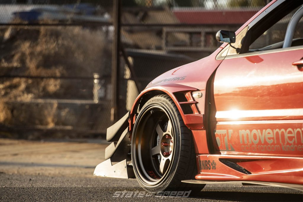 evo on milestar tires