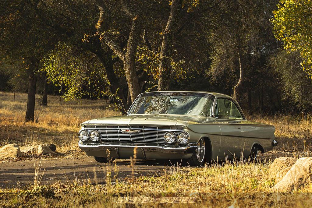 1961 Chevrolet Bubbletop Impala