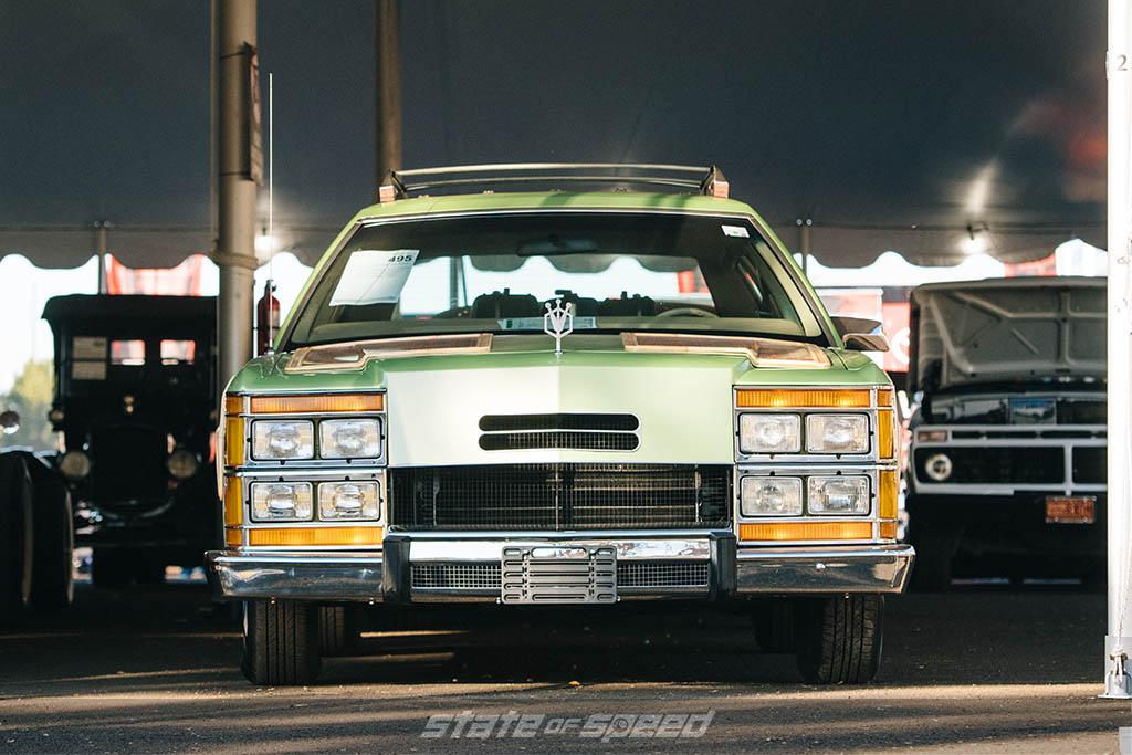 "'85 Ford LTD Custom Station Wagon ""Family Truckster"""