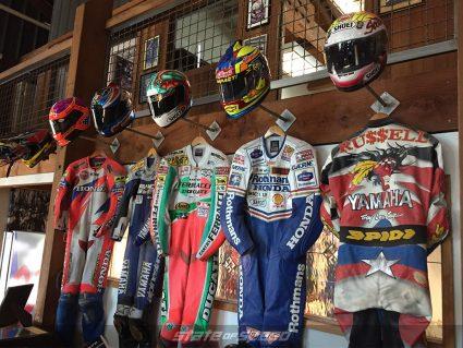 Series of custom motorsports designs