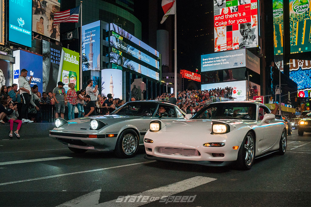 Rx7 FB and FD at 7s day 2019