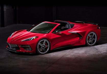 new mid engine c8 corvette stingray