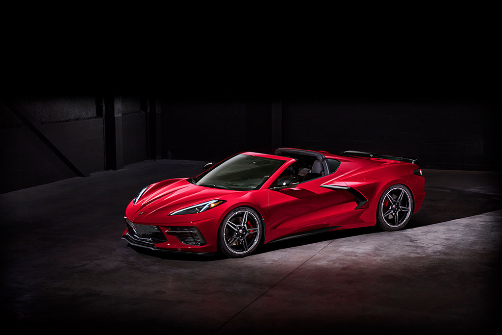 new mid engine c8 corvette stingray
