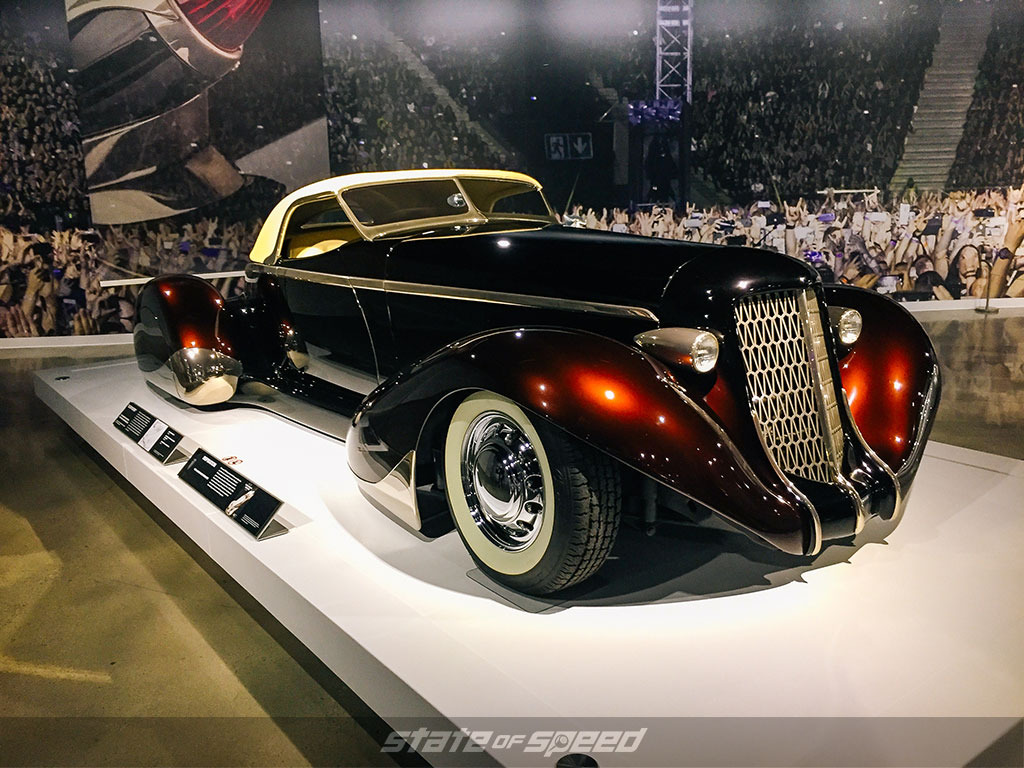1936 Auburn James Hetfield Collection