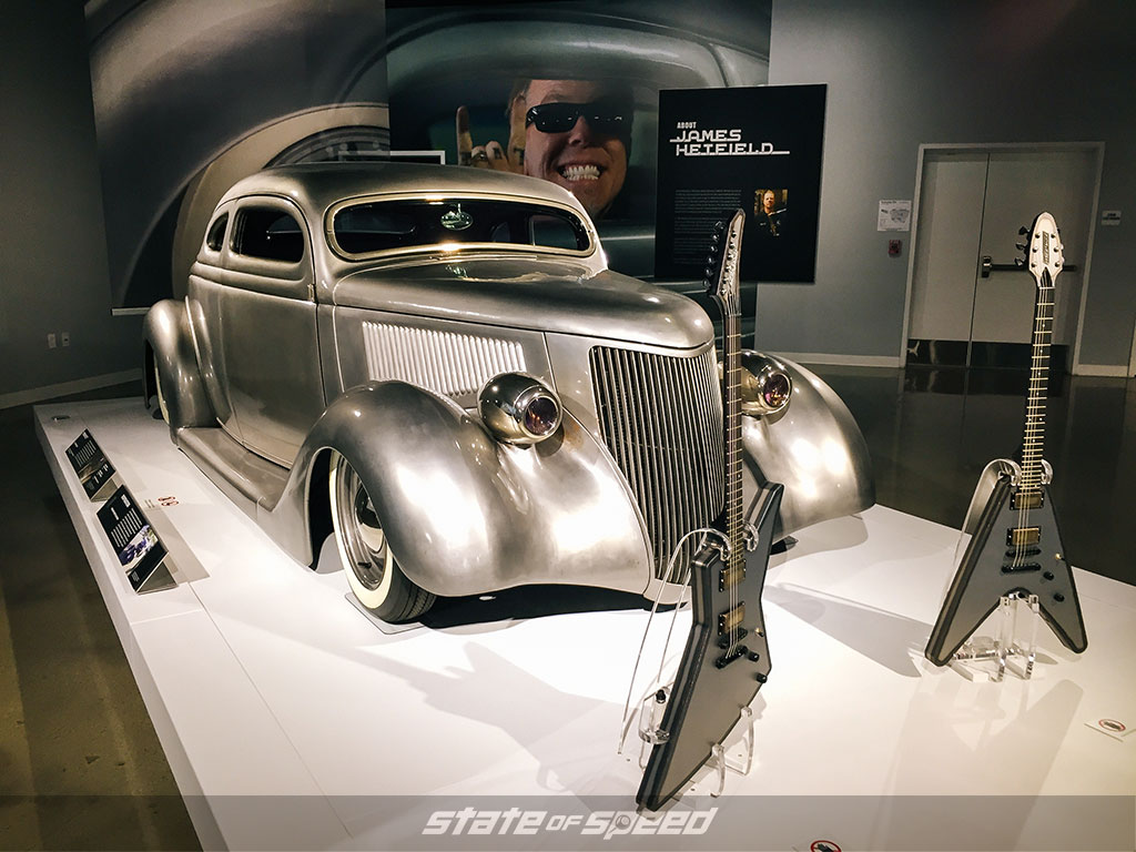 1936 Ford Coupe James Hetfield