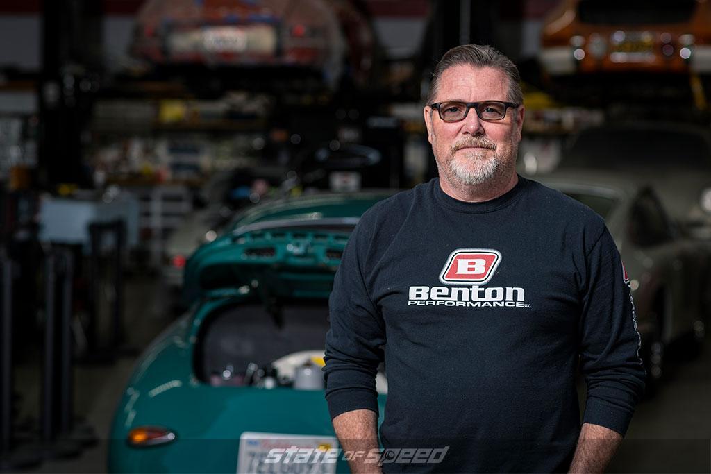 John Benton of Benton Performance