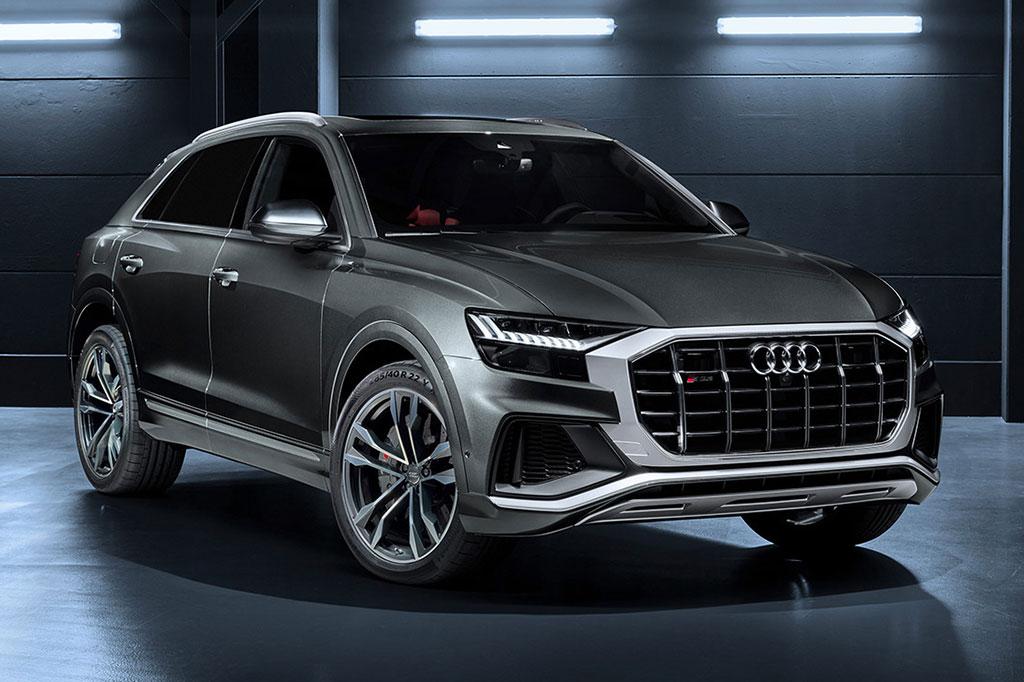 Audi's new SQ8