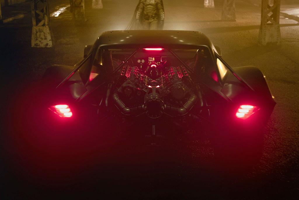 V10 on the movie car